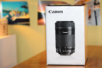 Canon 55-250mm Lens f/4-5.6 IS STM