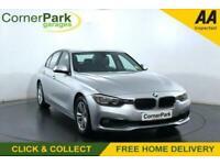 2016 66 BMW 3 SERIES 2.0 320D ED PLUS 4D 161 BHP DIESEL