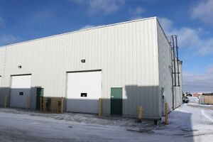 Shop Space for Rent in Spruce Grove