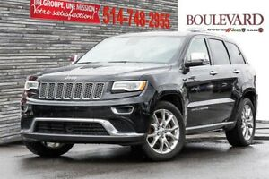 Jeep Grand Cherokee 4X4 SUMMIT JAMAIS ACCIDENTÉ TOIT PANO / NAVI