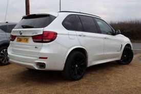2014 64 BMW X5 3.0 XDRIVE30D M SPORT 5D 255 BHP DIESEL