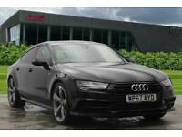 2017 Audi A7 Sportback Black Edition 3.0 TDI quattro 272 PS S tronic Auto Hatchb