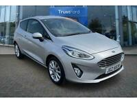2018 Ford Fiesta 1.0 EcoBoost Titanium 3dr **Full Service History + Low Mileage*