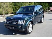 2015 15 LAND ROVER DISCOVERY 3.0 SDV6 SE TECH 5D AUTO 255 BHP DIESEL