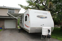 MUST SELL. 34 Ft Travel trailer