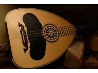 Greek music lessons (lute, mandolin, guitar)