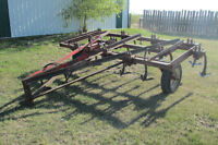 12 foot cultivator with ram