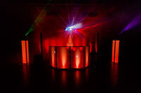 DJ - Photobooth - Uplighting - Chair Covers - Wedding/Event Plan