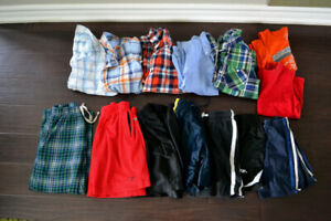 Boys size 4-6 clothes