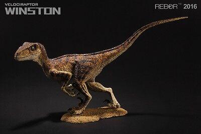 Rebor 1:18 Velociraptor Winston