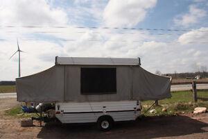 sun lite tent trailer