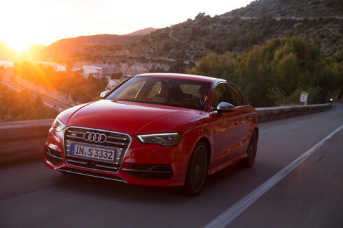 Efficient Audi and BMW Models Earn Top Awards