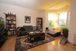 Two bedroom flat located in the heart of North End Halifax