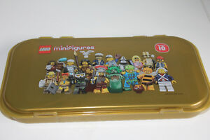 Lego Minifigure Collectible Case: series 10