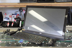 """Acer 22"""" desktop with mouse and keyboard"""