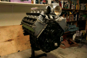 Rebuilt ls3 engine