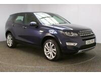 2016 16 LAND ROVER DISCOVERY SPORT 2.0 TD4 HSE LUXURY 5DR 1 OWNER AUTO 180 BHP D