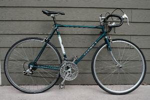 Various Refurbished Road Bicycles