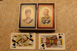 Playing Cards - Antique Beautiful and Sexy