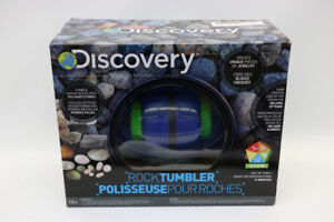 **GREAT DEAL** Discovery Rock Tumbler Kit #(13691-6)