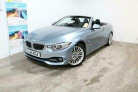 image for 2014 BMW 4 Series 430d Luxury 2dr Auto Convertible Diesel Automatic