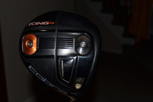 Cobra King F6 Driver, Adjusts from 9-12 Degrees