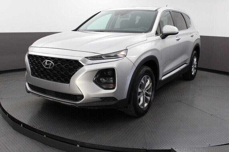 Image 2 Coche Americano usado Hyundai Santa Fe 2019