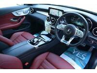 2019 Mercedes-Benz C Class 3.0 C43 V6 AMG (Premium Plus) G-Tronic+ 4MATIC (s/s)
