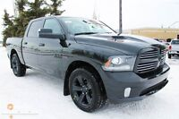 2016 RAM 1500 SPORT WE HAVE THE LARGEST SELECTION IN THE CITY !!
