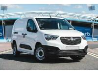 2021 Vauxhall COMBO CARGO 2000 1.5 Turbo D 75ps H1 Dynamic Van Panel Van Diesel