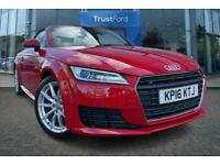 2016 Audi TT TFSI SPORT WITH HEATED FRONT SEATS AND AVAILABLE WITH TRUSTFORD NOW