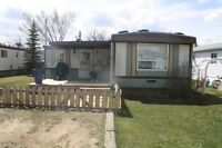 MOBILE HOME FOR IMMEDIATE SALE IN CARONPORT