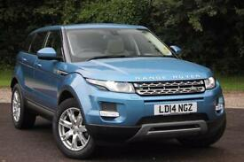 2014 LAND ROVER RANGE ROVER EVOQUE SD4 PURE TECH ESTATE DIESEL