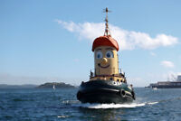Now hiring Tour Guides for Theodore Tugboat