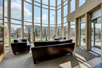 Beautiful upgraded condo with state of the art fitness centre