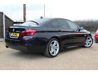 2014 BMW 5 SERIES 2.0 520D M SPORT 4D AUTO 188 BHP DIESEL