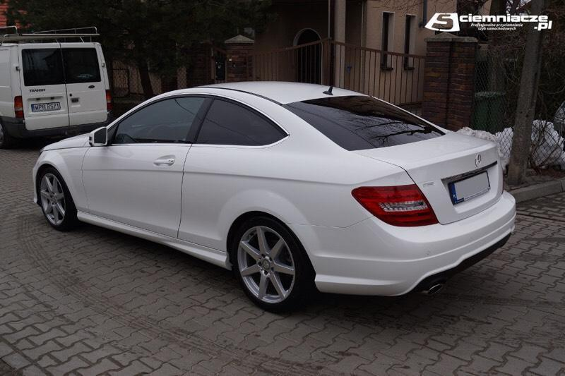 Mercedes C Class Coupe W204 Spare Parts Breaking In