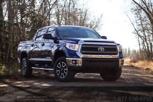 2015 Toyota Tundra 4x4 Crewmax SR5 TRD Offroad 5.7 Lifted