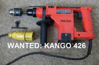 Looking for Kango 426 Rotary Hammer Drill