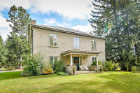 Monklands, a Sensational Stone home