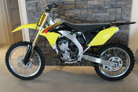 Brand new 2015 Suzuki Off Road and Dual Sport motorcycles