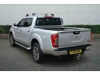 2018 Nissan Navara Double Cab Pick Up Tekna 2.3dCi 190 4WD Manual Double Cab Pic