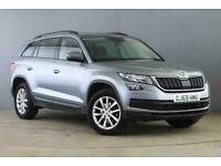 2019 Skoda KODIAQ 1.5 TSI (150ps) SE (7 seats) ACT DSG SUV Petrol grey Semi Auto