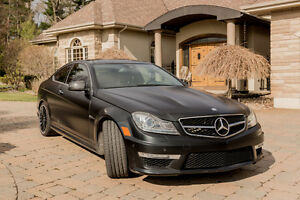 "Limited Edition 2012 C63 Coupe ""Edition 1"""