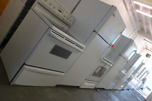 STOVES/RANGES/OVENS USED LIKE NEW + LOW PRICES + FULL WARRANTY!!