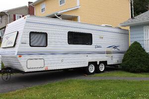 Citation Lite Travel Camper Trailer - 26 ft. - Must See!