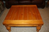 Pickled Pine Tables-Mint Condition