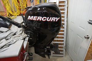 Mercury Fourstroke 40 Hp