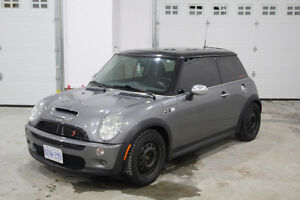2003 MINI Mini Cooper S Coupe (2 door)