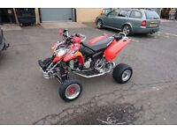 Quad!! Polaris predator 500cc 2005 road legal quad